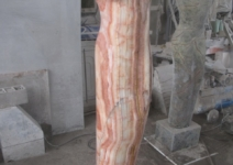 Red Onyx Torso - Paul Vanstone - Artshouse.co.uk